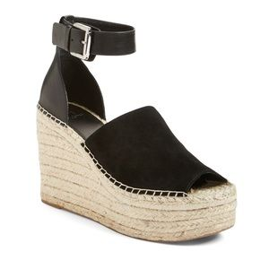 Marc Fisher LTD Adelyn Spadrill Sandal Size 10